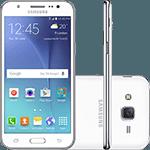 Smartphone Samsung Galaxy J5 Duos Dual Chip Android 5.1 Tela 5\ 16gb 4g Wi-fi Câmera 13mp - Branco