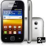 Samsung Galaxy Y S5360 - Prata - Gsm - Desbloqueado Vivo