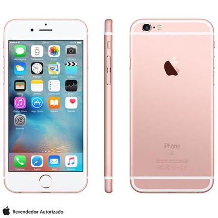 Iphone 6s Rosa Dourado, Tela de 4.7 4g