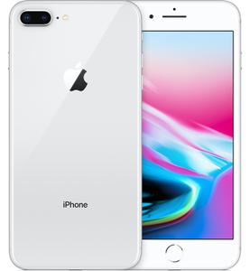 Iphone8_plus Mq8q2bz/a Silver 256gb