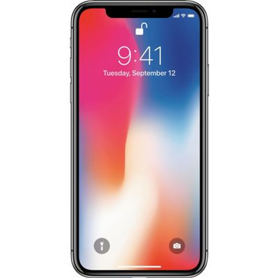 Smartphone Apple Iphone X 256gb Cinza Tela 5.8 Câmera 12mp (ref.128948)      Cod:  128948