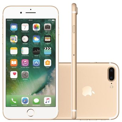 Smartphone Apple Iphone 7 Plus 32gb Dourado (ref.108069)      Cod:  108069