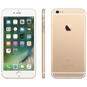 Iphone 6s Plus Apple Com 64gb, Tela 5,5 Hd, 3d Touch, Ios 9, Sensor Touch Id, Câmera Isight 12mp, Wi-fi, 4g, Gps, Bluetooth e Nfc - Dourado