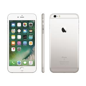 Iphone 6s Plus Apple Com 32gb, Tela 5,5 Hd, 3d Touch, Ios 11, Sensor Touch Id, Câmera Isight 12mp, Wi-fi, 4g, Gps, Bluetooth e Nfc - Prateado