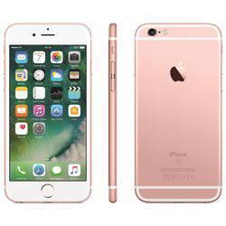 Iphone 6s Apple Com 64gb e Tela 4,7 Hd Com 3d Touch, Ios 9, Câmera Isight 12mp - Ouro Ros Ouro Rosa Rosê