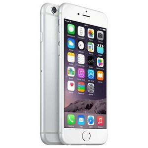 Apple Iphone 6, Chip A8, Ios 8, Tela 4,7´, 16gb, Câmera 8mp, 4g, Desbloqueado Mg3c2/a - Prata