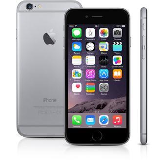 Iphone 6 Apple 128gb Cinza Espacial Mg3e2bz/a