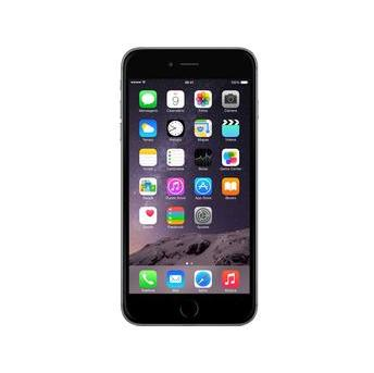 Iphone 6 Plus 16gb Cinza Espacial Tela de 5.5' Chip A8 Touch Id Wireless 4g Lte Mais Rápida, Ios 8