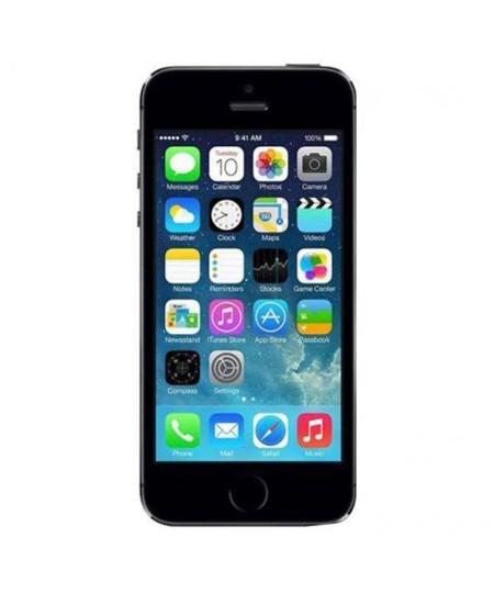 Smartphone Iphone Apple 5s  - Cinza Único