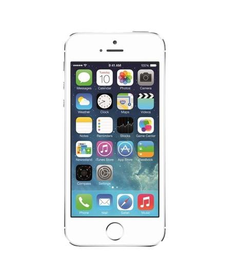 Smartphone Iphone Apple 5s  - Prata Único