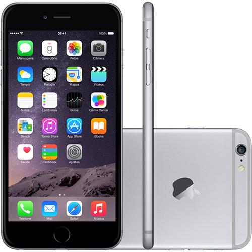Smartphone Apple Iphone 6 64 Gb Cinza Espacial (aat)