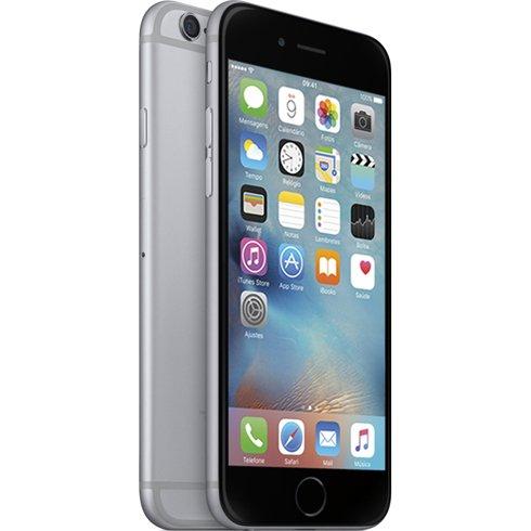 Iphone 6 Apple Space Gray 64 Gb, Desbloqueado - Mg3h2br/a