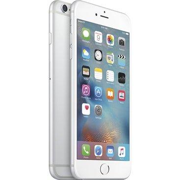 Iphone 6 Plus Apple Silver 16 Gb, Desbloqueado - Mg9n2bz/a
