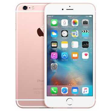 Iphone 6s Plus Apple Ouro Rosa 128 Gb, Desbloqueado - Mkug2bz/a