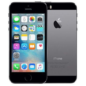 Iphone 5s Apple Cinza Espacial 16 Gb, Desbloqueado - Me432br/a