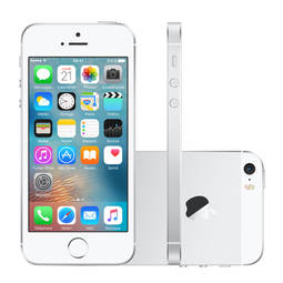 Iphone Se 64gb Prata 4g 4.0 12mp Ios 9.3