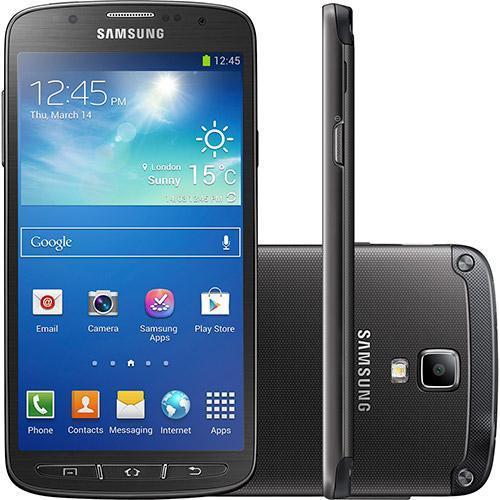 Smartphone Samsung Galaxy S4 Active Desbloqueado Android 4.2 Tela 5\ 16gb 4g Wifi Câmera de 8mp - Grafite