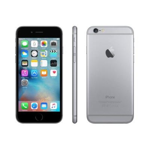 Iphone 6 Mg3a2br/a Ios Tela 4.7\ 16gb 4g 8mp Cinza Espacial - Apple 0000070017700