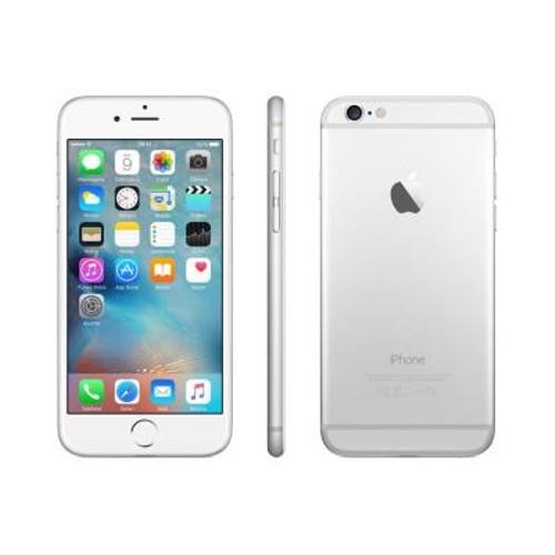 Iphone 6 Mg3k2br/a Ios Tela 4.7\ 64gb 4g 8mp Prata - Apple 0000070023008
