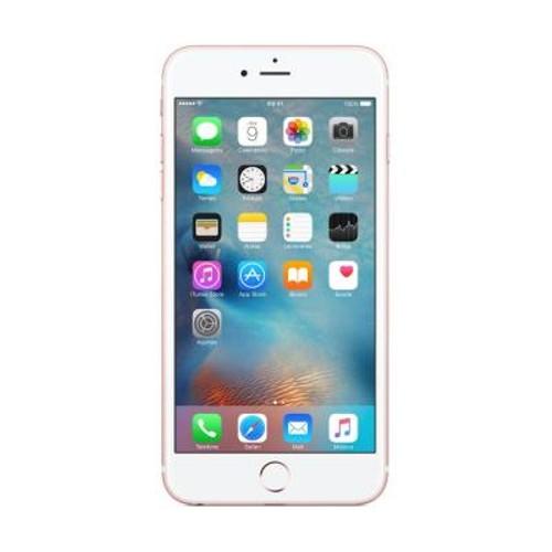 Iphone 6s Plus Mkug2bz/a Ios Tela 5.5\ 128gb 4g 12mp Rosa - Apple 0000070794007