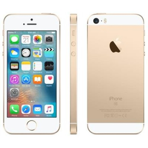 Iphone Se Mlxp2bz/a Ios Tela 4.0\ 64gb 4g 12mp Dourado - Apple 0000071856261