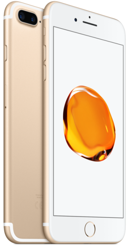 Iphone 7 Plus 32gb Dourado Apple