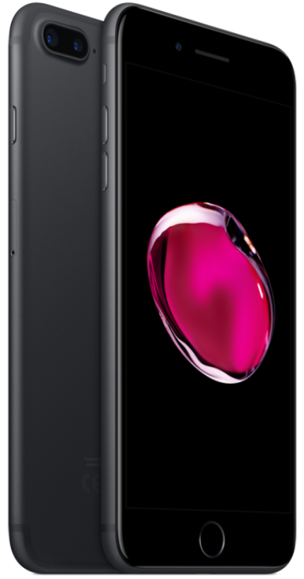 Iphone 7 Plus 32gb Preto Matte Apple