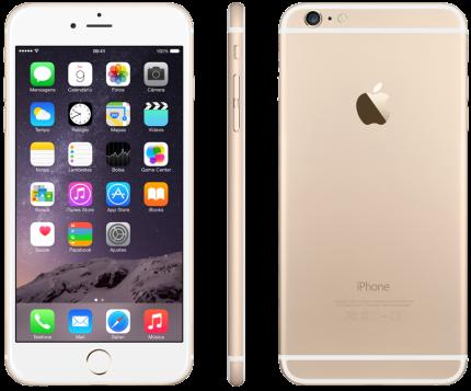 Iphone 6 Plus 16gb Dourado Apple