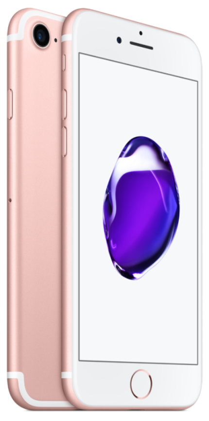 Iphone 7 128gb Ouro Rosa Apple