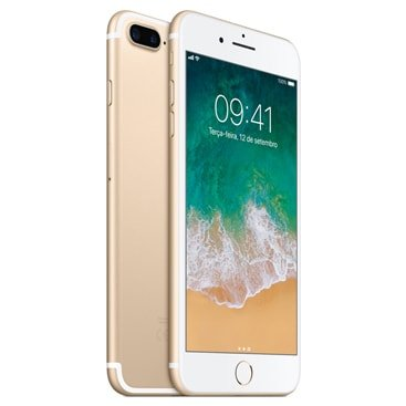 Iphone 7 Plus Apple Dourado 32gb, Desbloqueado - Mnqp2bz/a