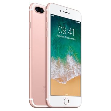 Iphone 7 Plus Apple Ouro Rosa 32gb, Desbloqueado - Mnqq2bz/a