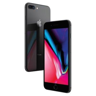 Iphone 8 Plus Apple Cinza Espacial, 256gb Desbloqueado - Mq8p2bz/a
