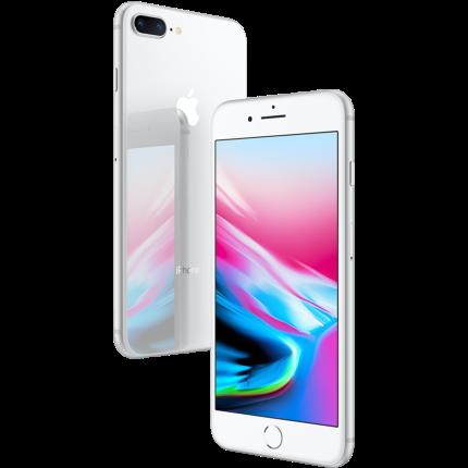 Iphone 8 Plus 256gb Prateado Apple