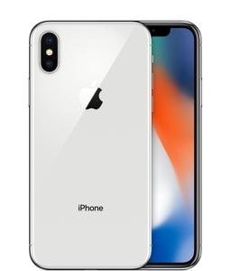 Iphonex Mqag2bz/a Silver 256gb